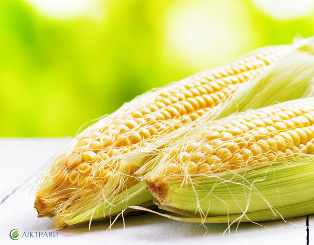 Кукурудзяні приймочки для схуднення