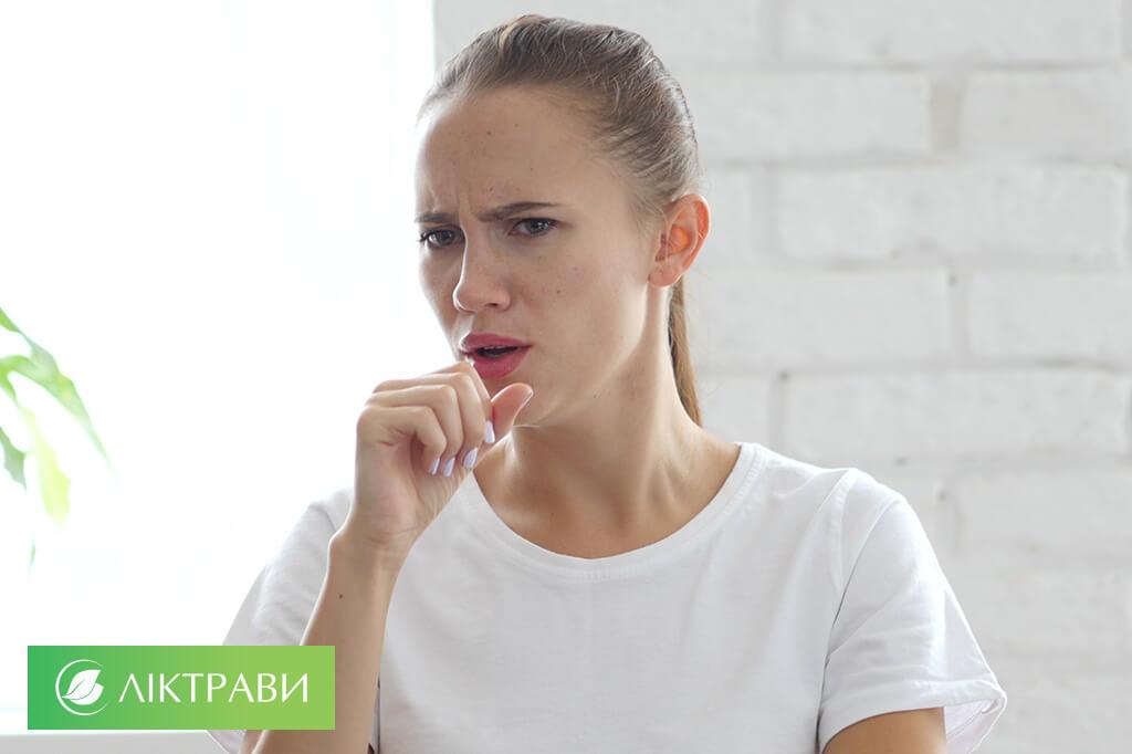 причины и виды кашля