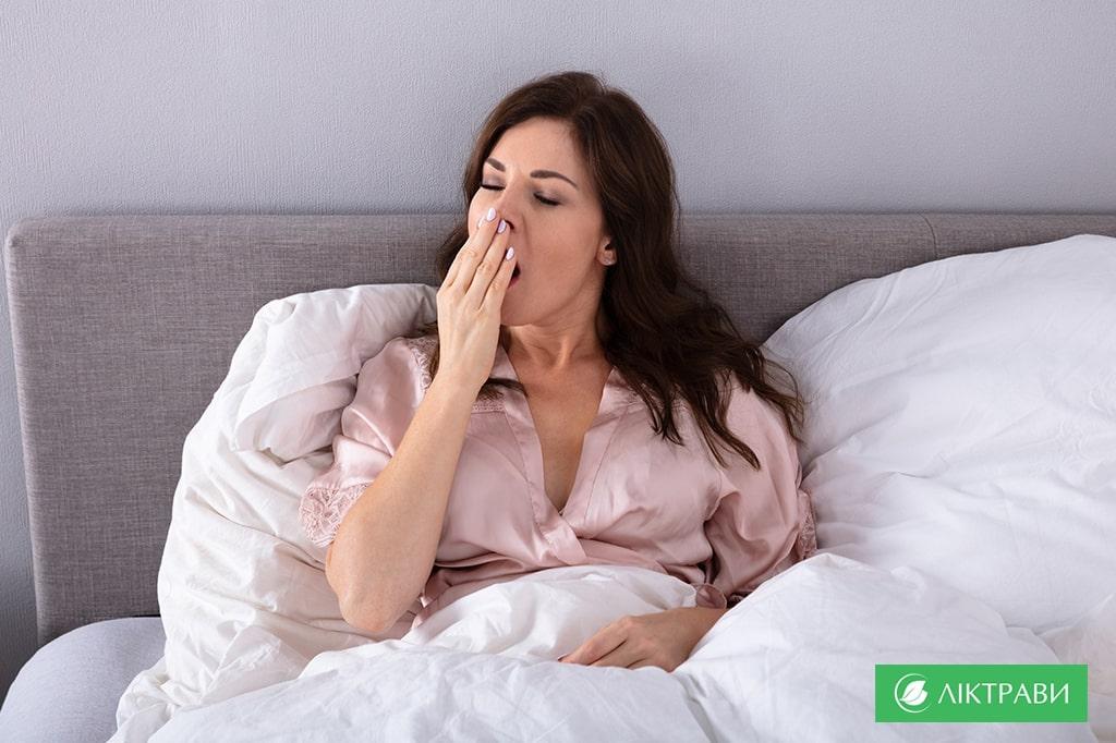 Безсоння у жінок
