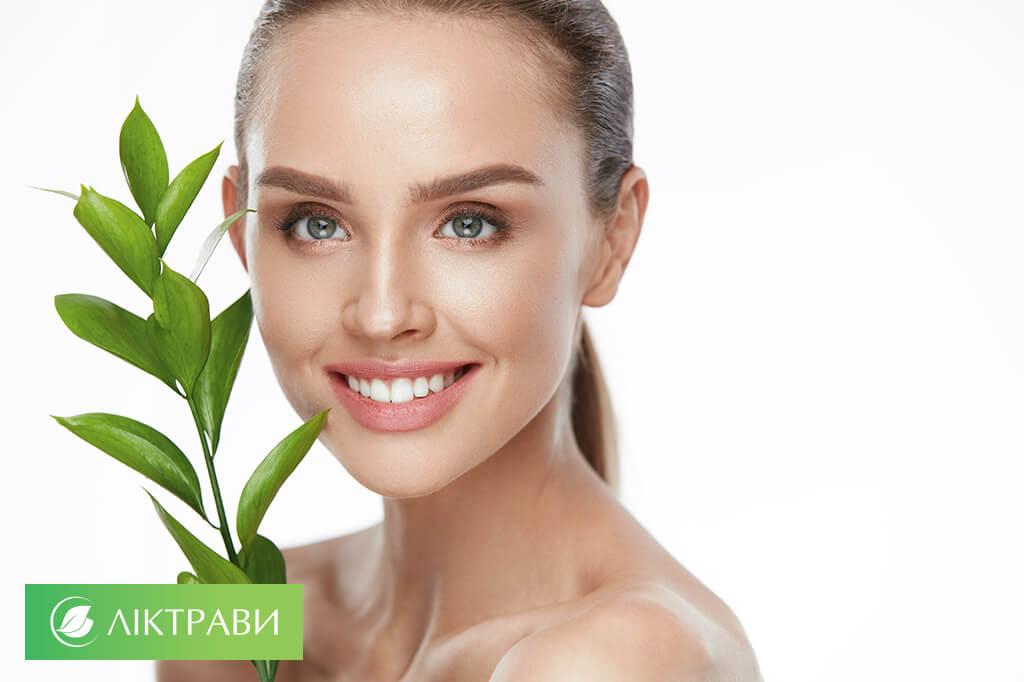 лекарственные растения для красоты лица