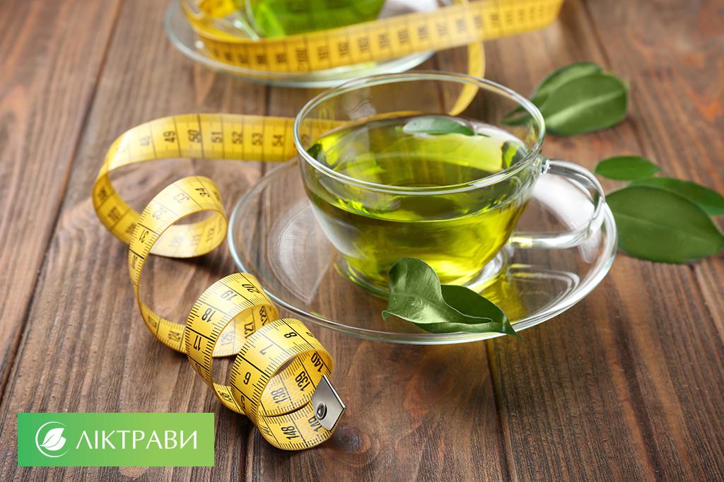 лікарські рослини для схуднення