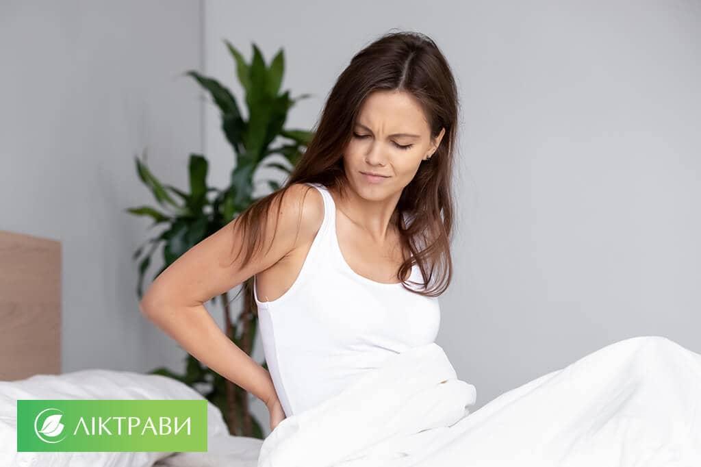 симптоми пієлонефриту