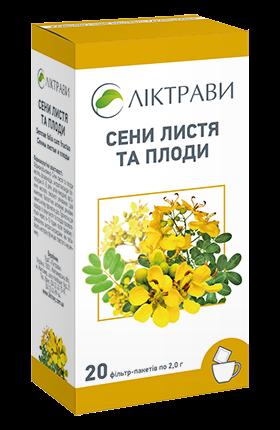 Сени листья и плоды: инструкция, применение, противопоказания.